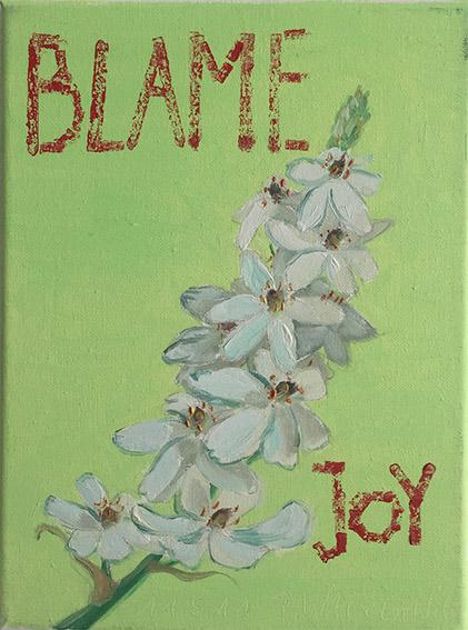 Blame joy – Tagebuchbilder